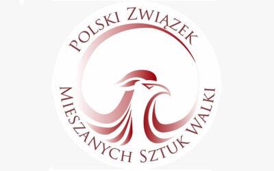 Wśród partnerów witamy Polski Związek Mieszanych Sztuk Walki.